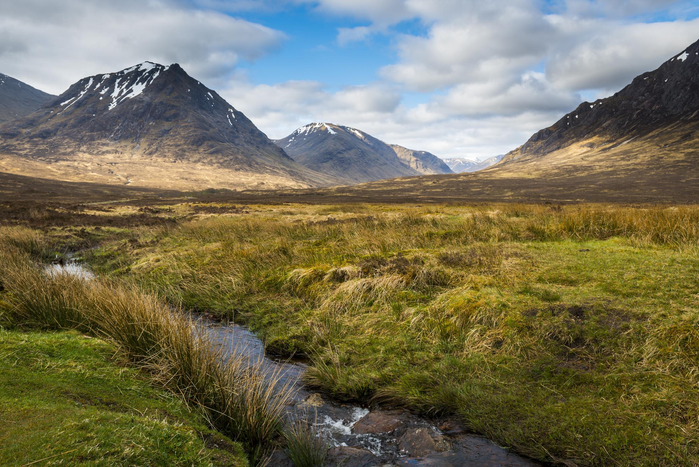 Scottish Highlands Lochs Glens And Whisky Day Tour