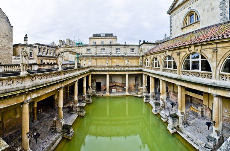 Roman Bath's